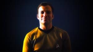 William Shatner Captain Kirk II by Dave-Daring