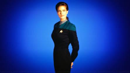 Terry Farrell Jadzia Dax