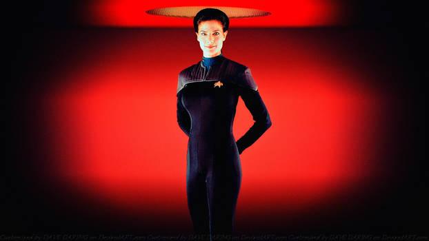 Terry Farrell Jadzia Dax III
