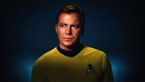 William Shatner Captain Kirk IV