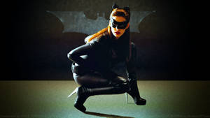 Anne Hathaway Catwoman III