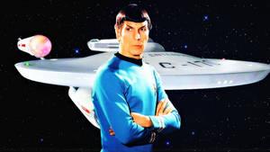 Leonard Nimoy Spock IV