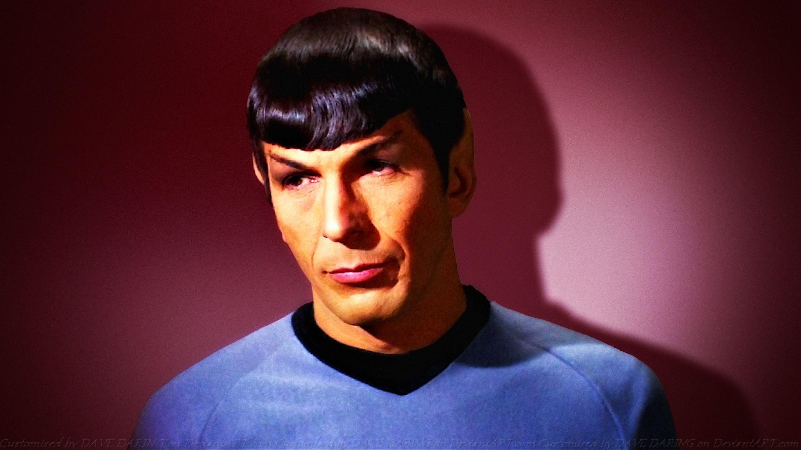 Leonard Nimoy Spock Leonard Nimoy Spock V by Dave-