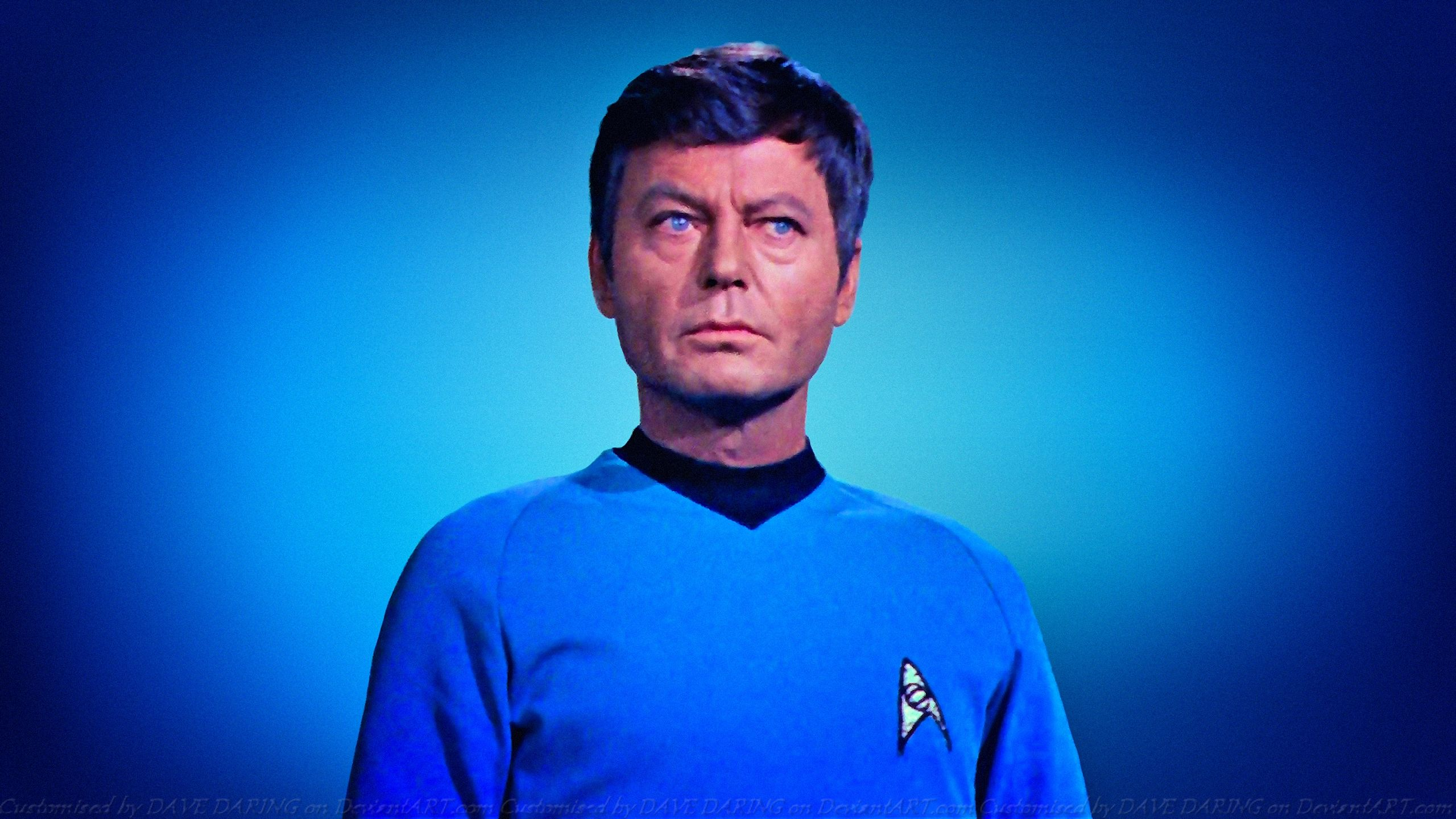 deforest kelley poetry