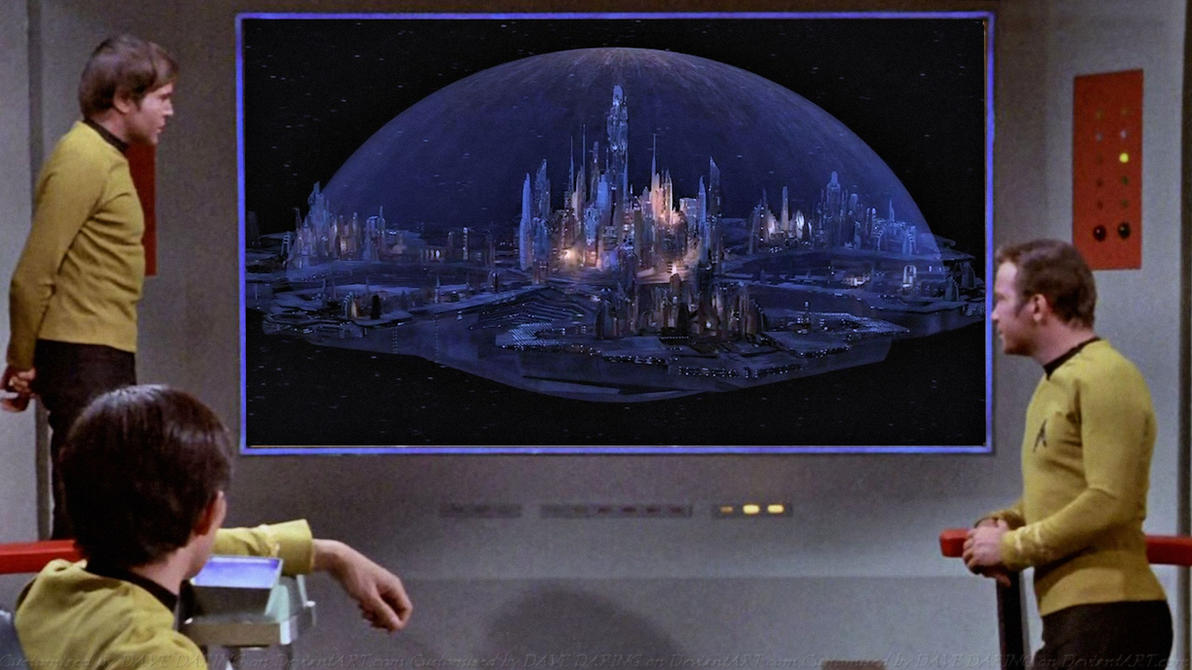 Star Trek Atlantis by Dave-Daring