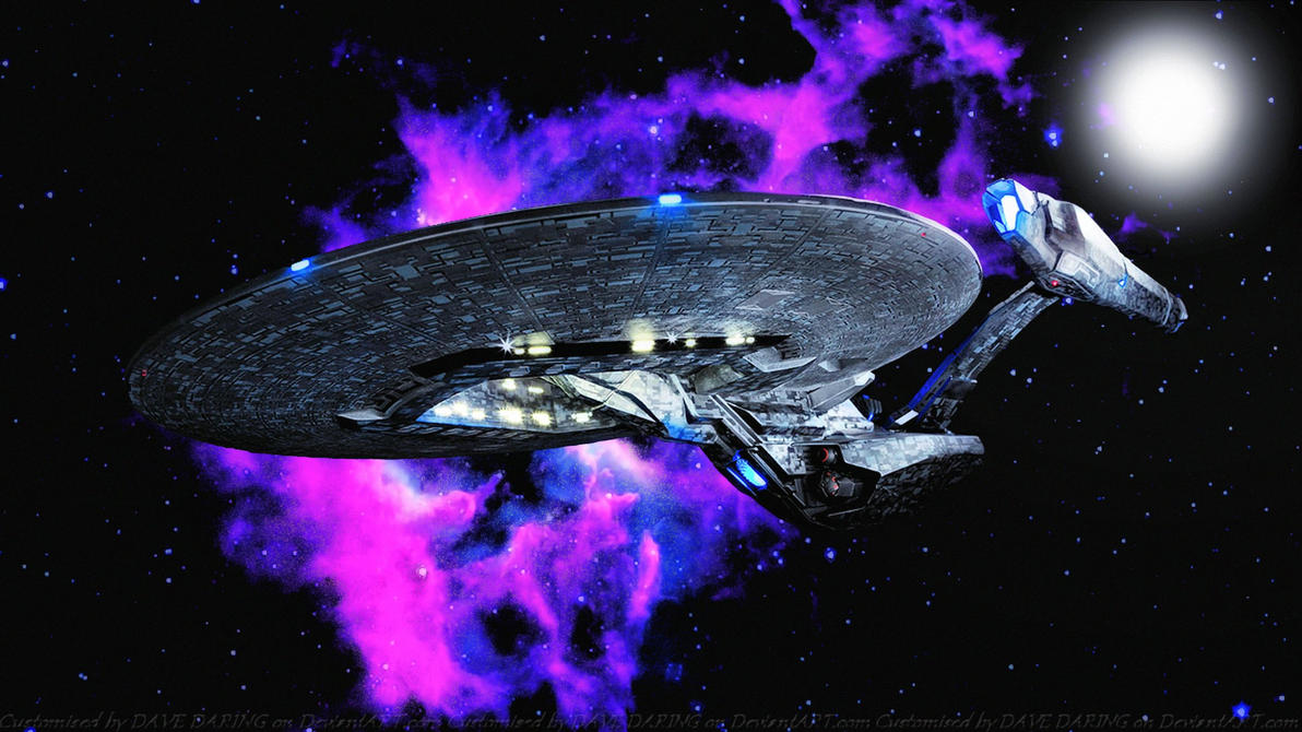 Uss Vengeance Wallpaper USS Vengeance by Dave-...