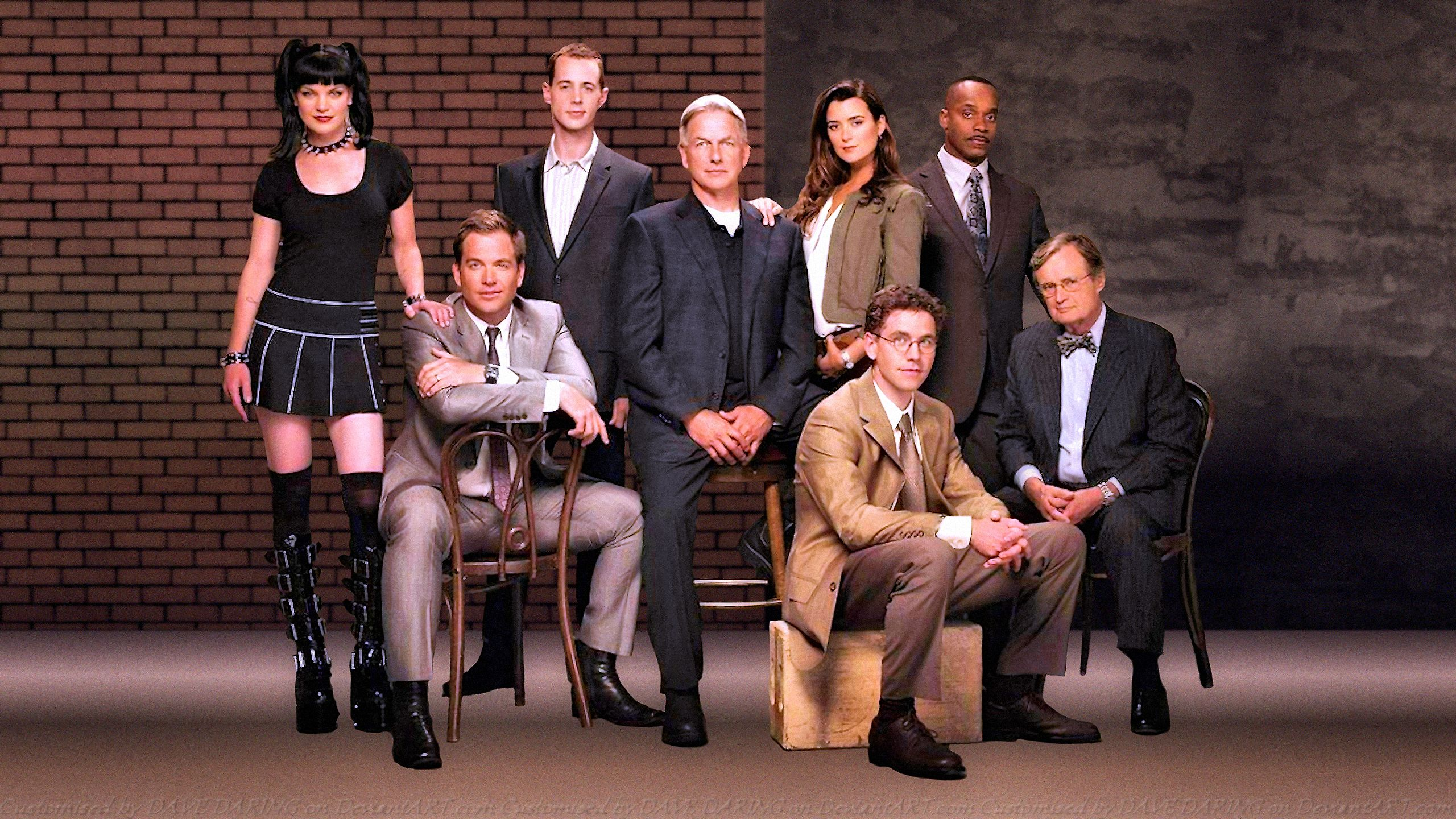 ncis the team by dave daring