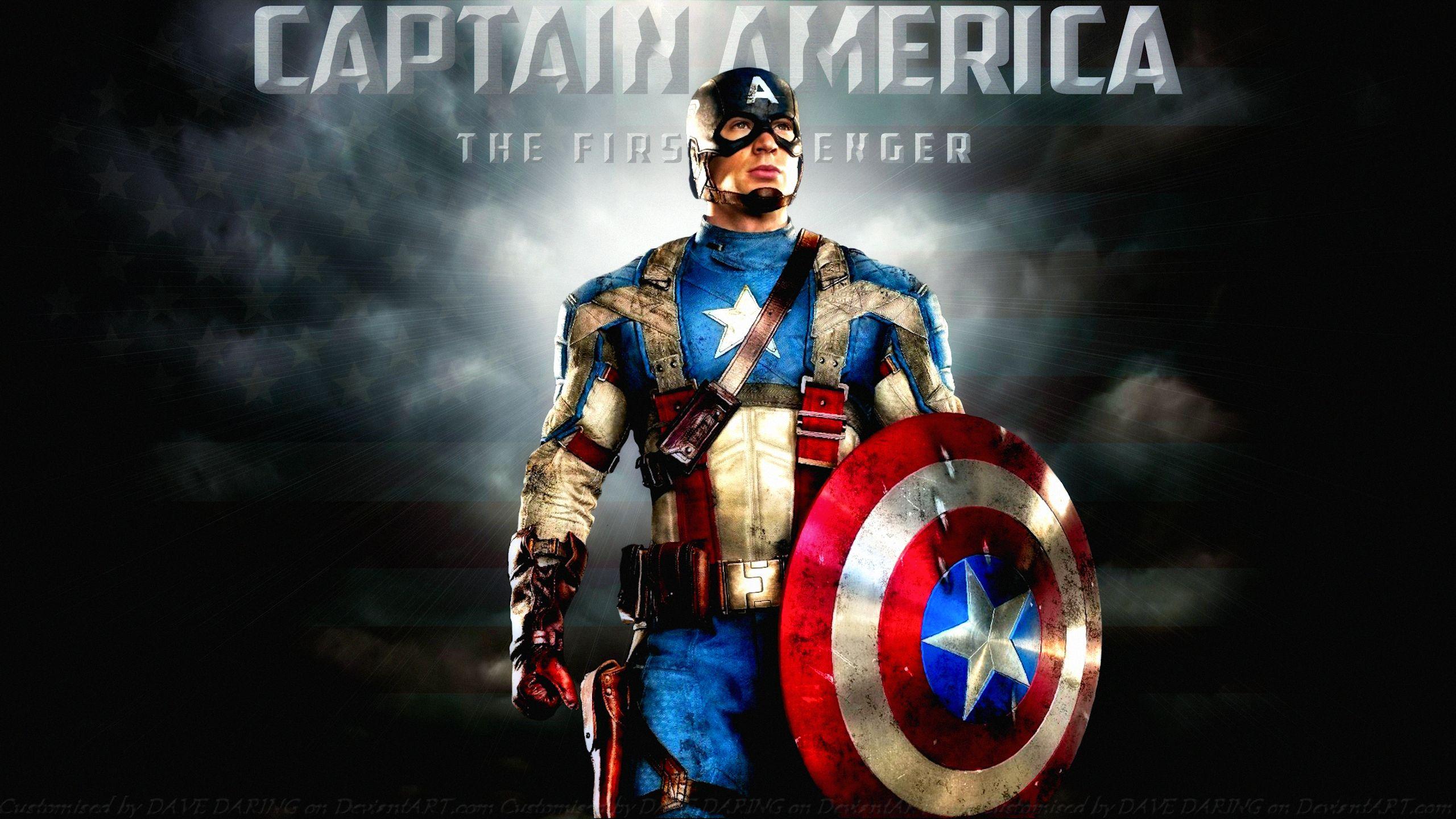 картинки на рабочий стол капитан америка цепь двигателя