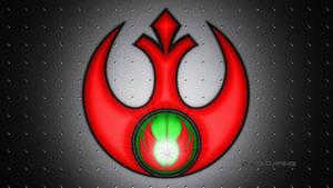 Rebel Alliance Jedi Order Insignia