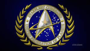 Star Trek Star Fleet Command Great Seal