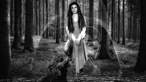 Carrie Fisher Forest Moon Princess