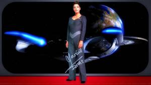 Marina Sirtis Troi X by Dave-Daring