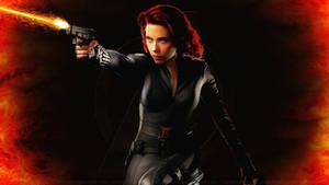 Scarlett Johansson Black Widow XXI