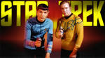 Spock and Kirk VII