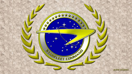 Enterprise Era Starfleet Command Emblem II by Dave-Daring