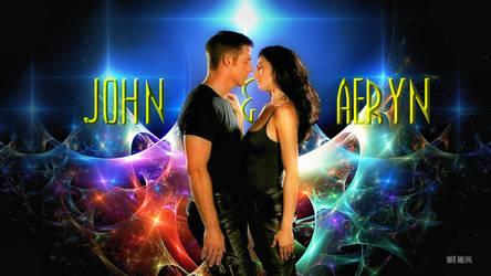 John and Aeryn by Dave-Daring