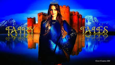 Emma Watson Fairy Tale II by Dave-Daring