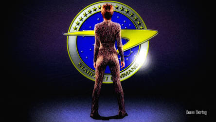 Jolene Blalock Sub Commander T'Pol V2 by Dave-Daring