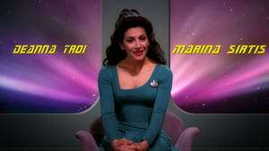 Marina Sirtis Troi XV
