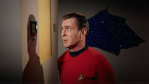 James Doohan Scotty VI a Wee Problem by Dave-Daring