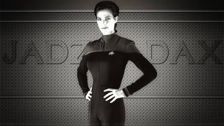 Terry Farrell Jadzia Dax XII