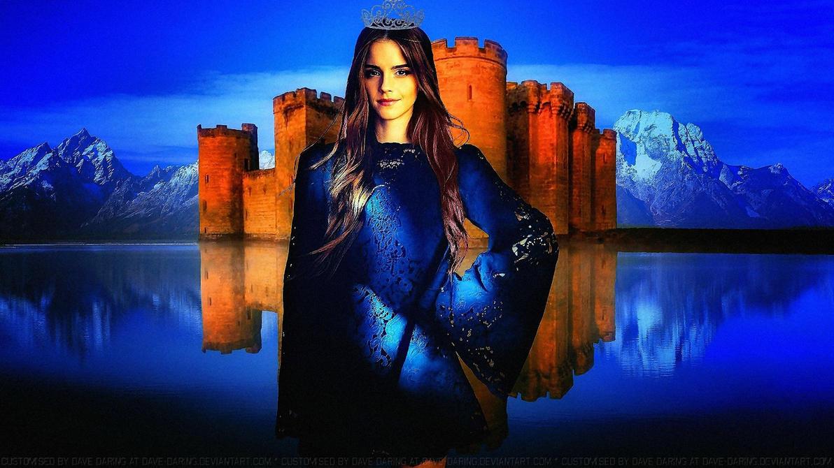 Emma Watson Fairy Tale II v2 by Dave-Daring