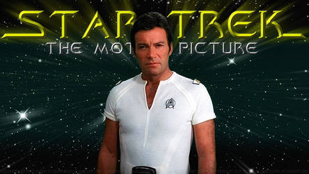 William Shatner  Captain Kirk XXI by Dave-Daring
