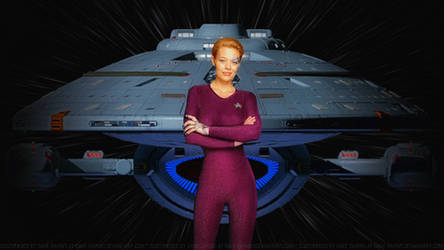 Jeri Ryan Seven of Nine XI v2 by Dave-Daring