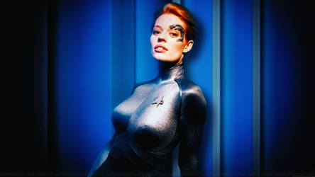 Jeri Ryan Seven of Nine XIV by Dave-Daring