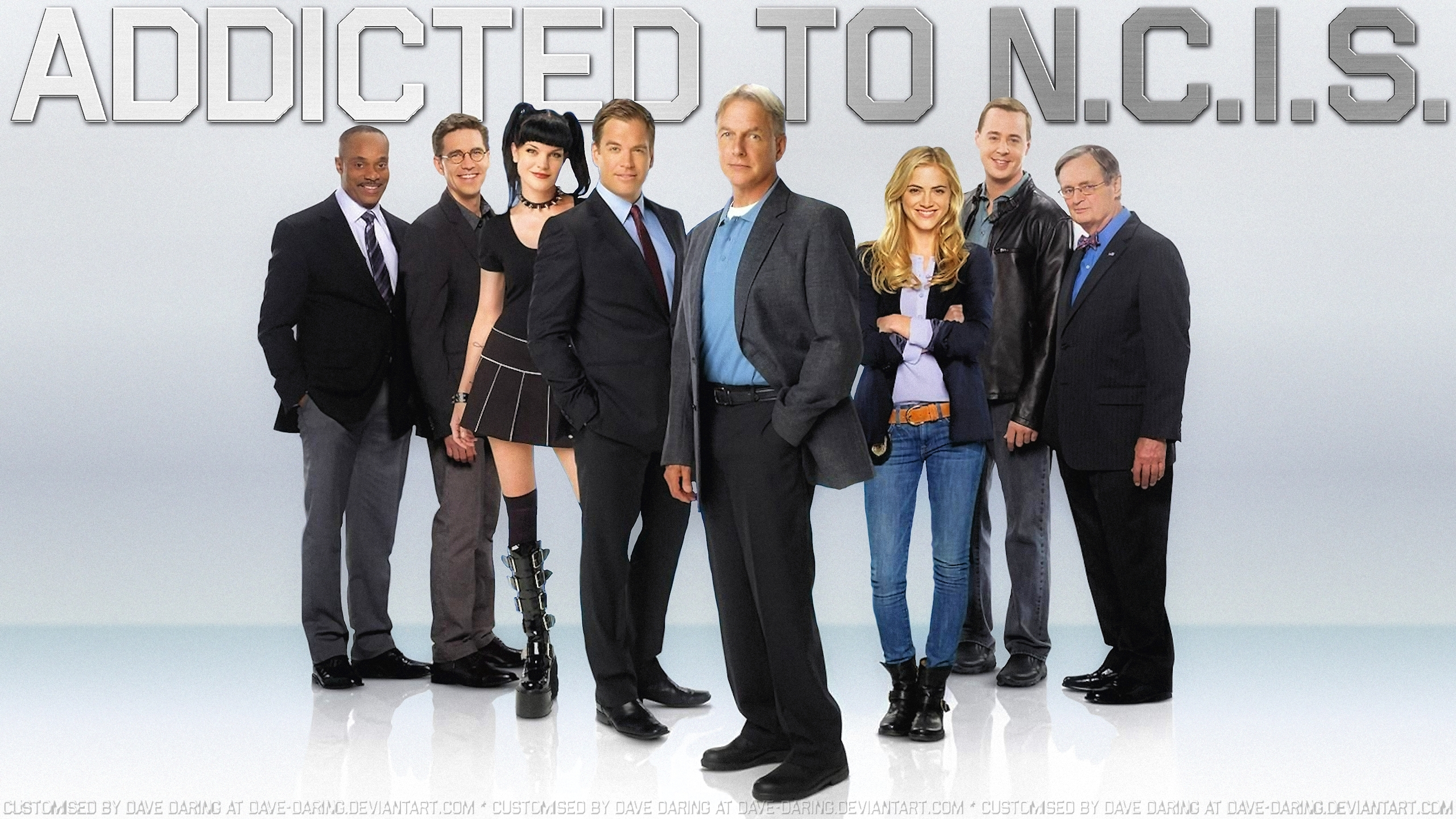 ncis season 12 team by davedaring on deviantart
