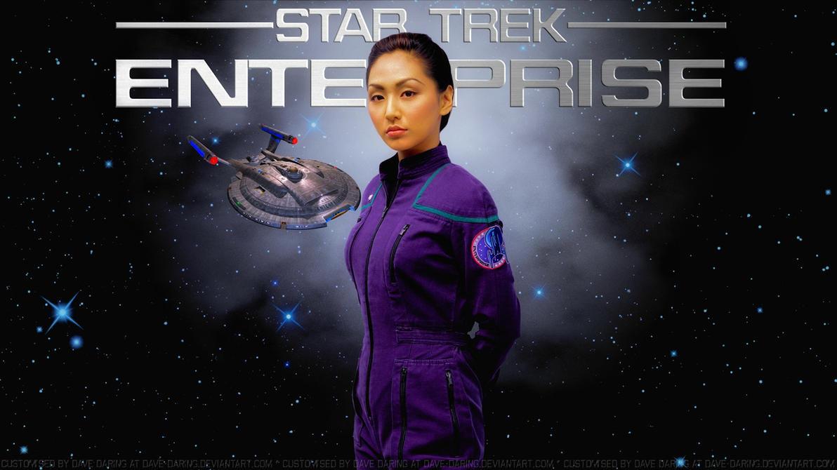 Linda Park Hoshi Sato V by Dave-Daring on DeviantArt