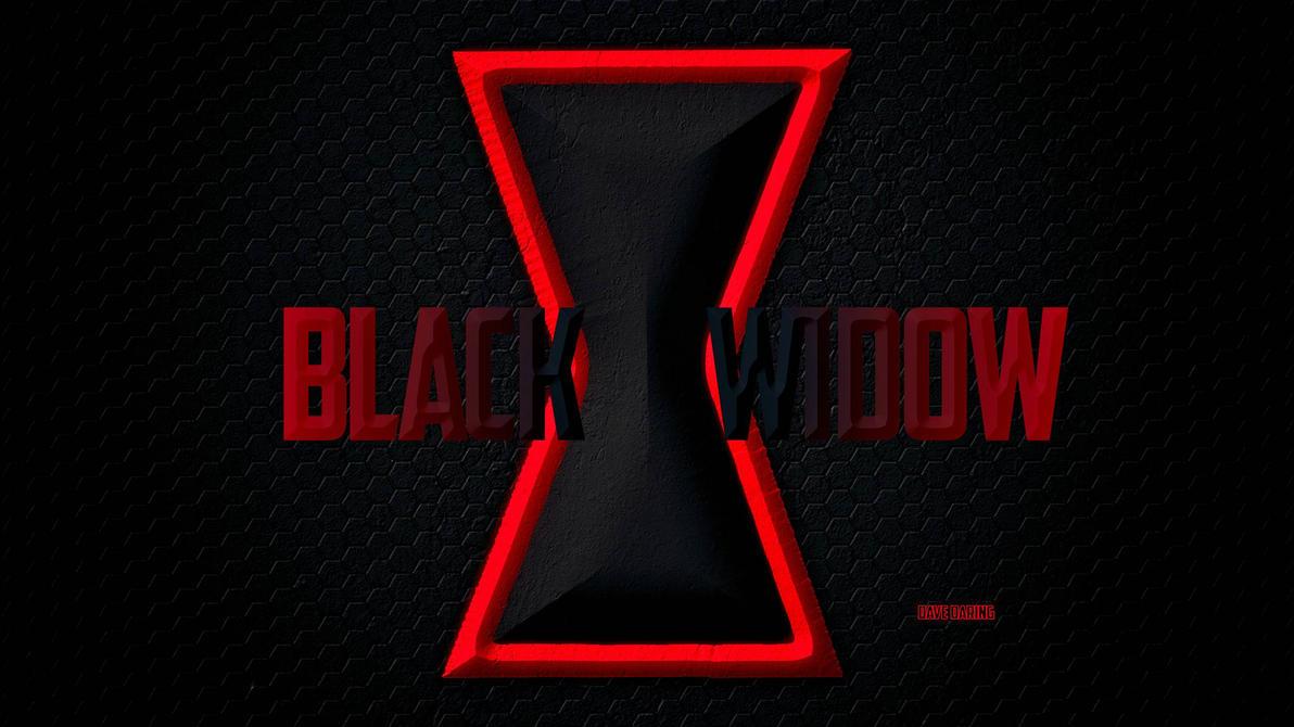 Blackwidow Logo By Dave Daring On Deviantart
