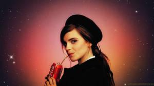 Emma Watson Wonderland Paint