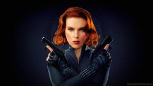 Scarlett Johansson Black Widow IX v2