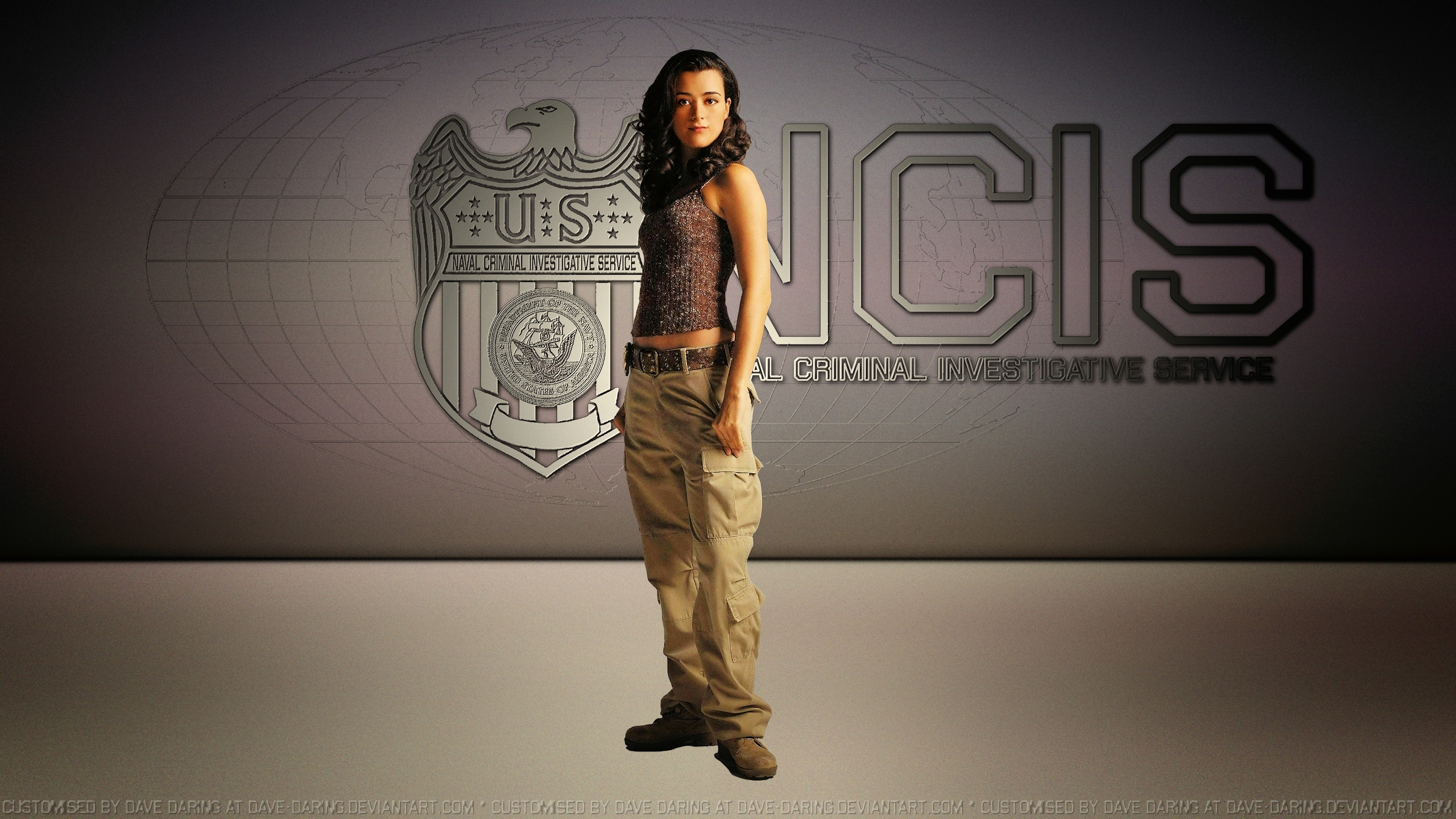 Wallpapers On The Women Of Ncis Deviantart