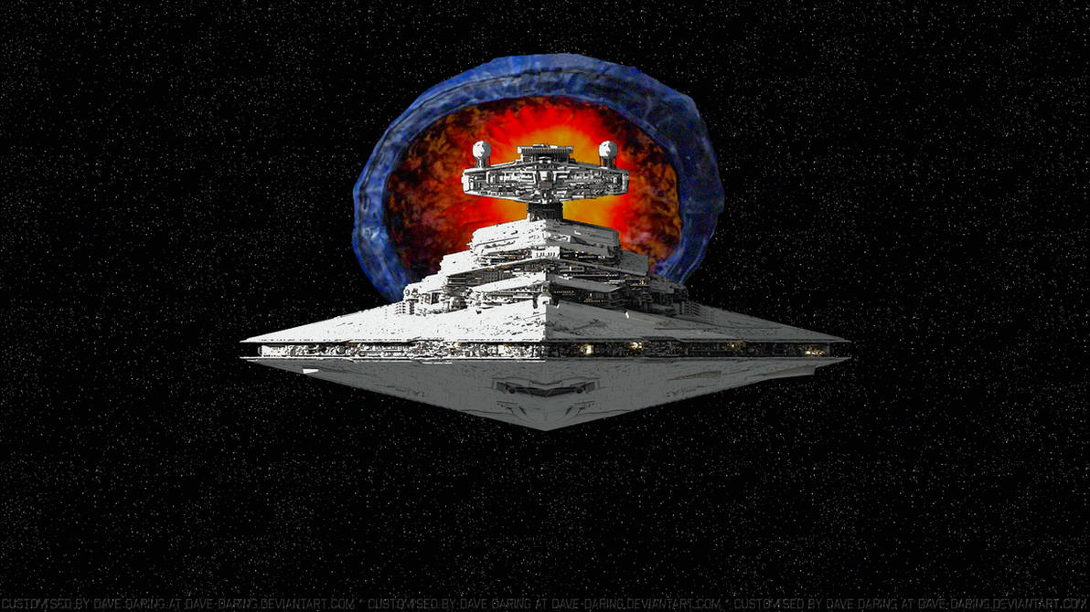 Doomsday Machine by Dave-Daring