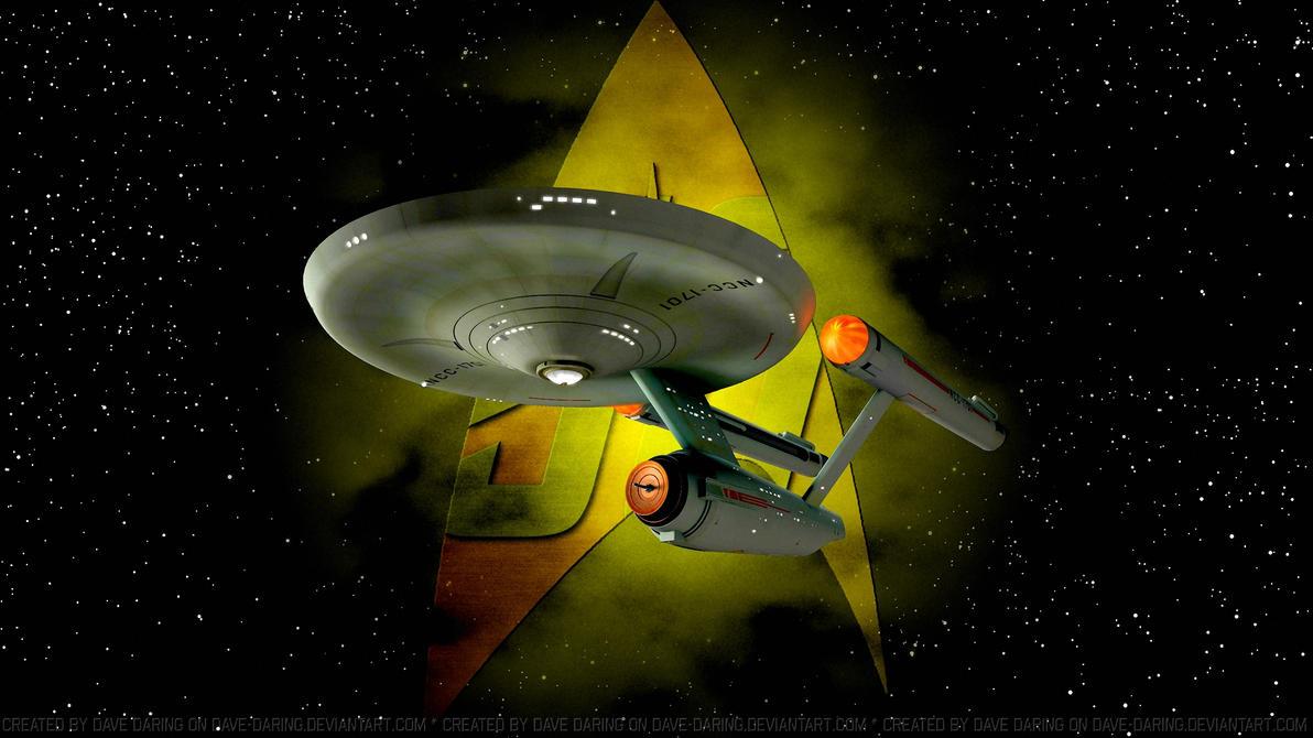 Star Trek 50v3 by Dave-Daring
