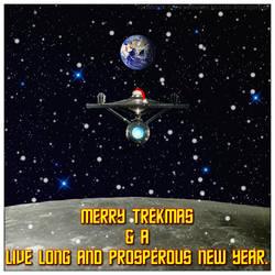 Merry Trekmas by Dave-Daring