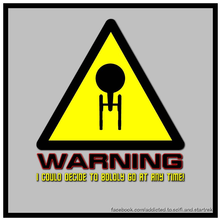 Warning by Dave-Daring