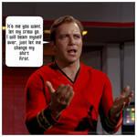 Redshirt Kirk