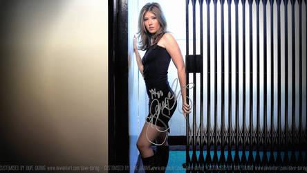 Jewel Staite Elevator Redone