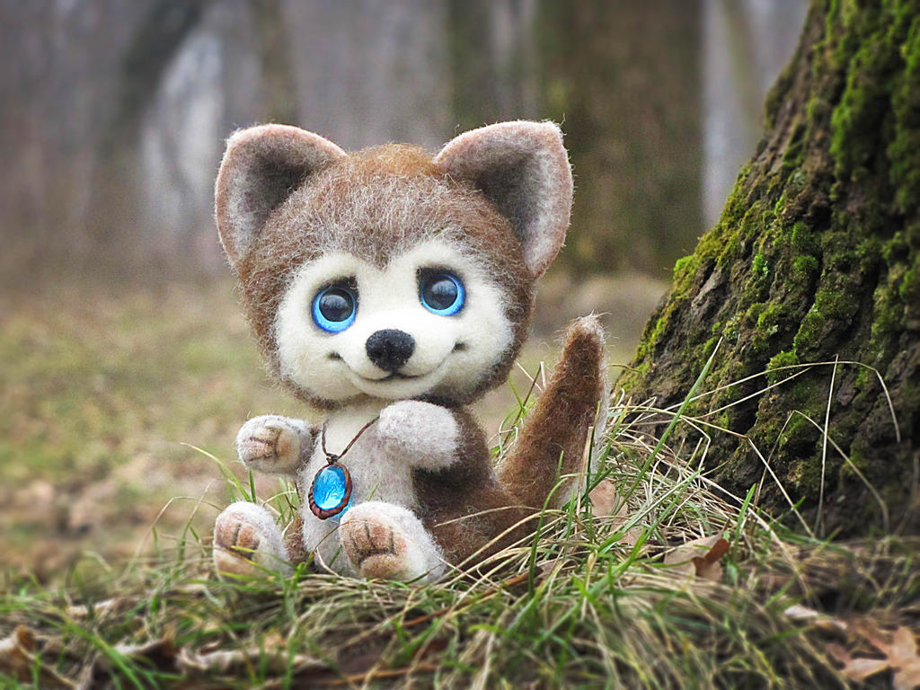 Wolf maned Monty OOAK (Made to commission) by Lyntoys