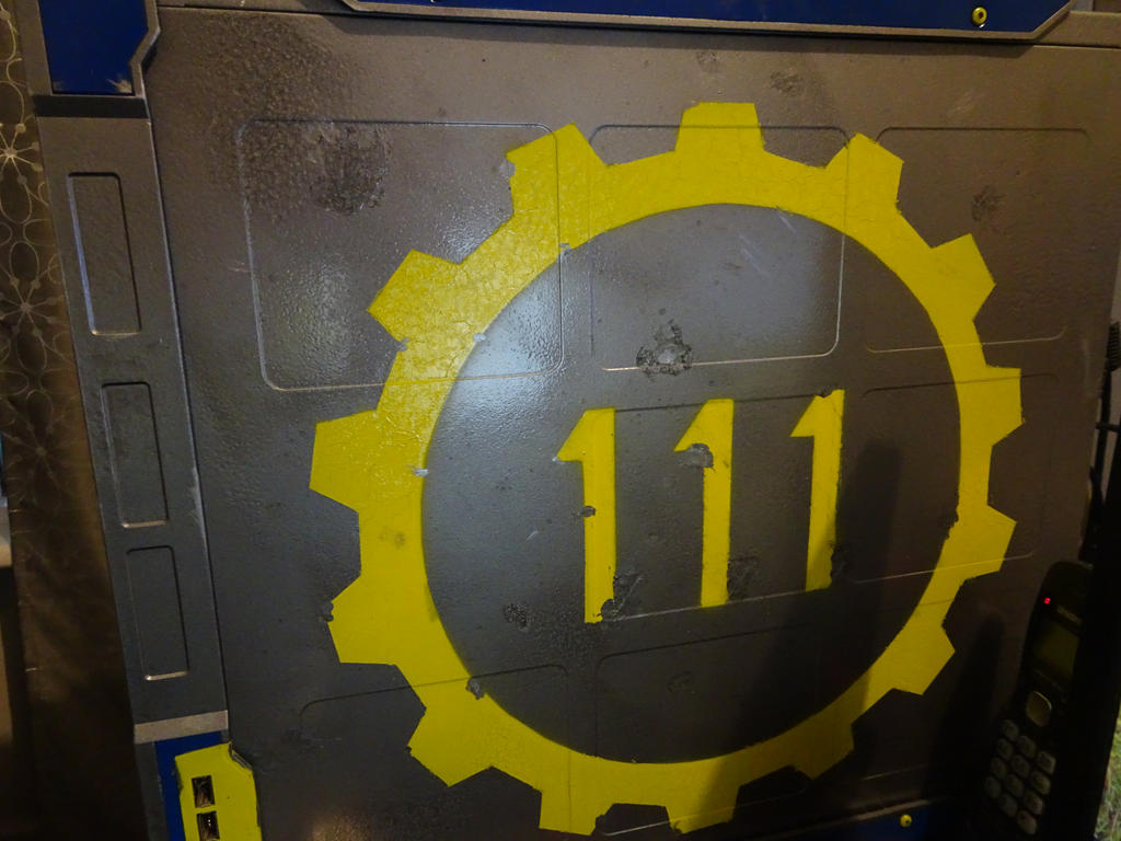Fallout 4 Case by Flayer1993