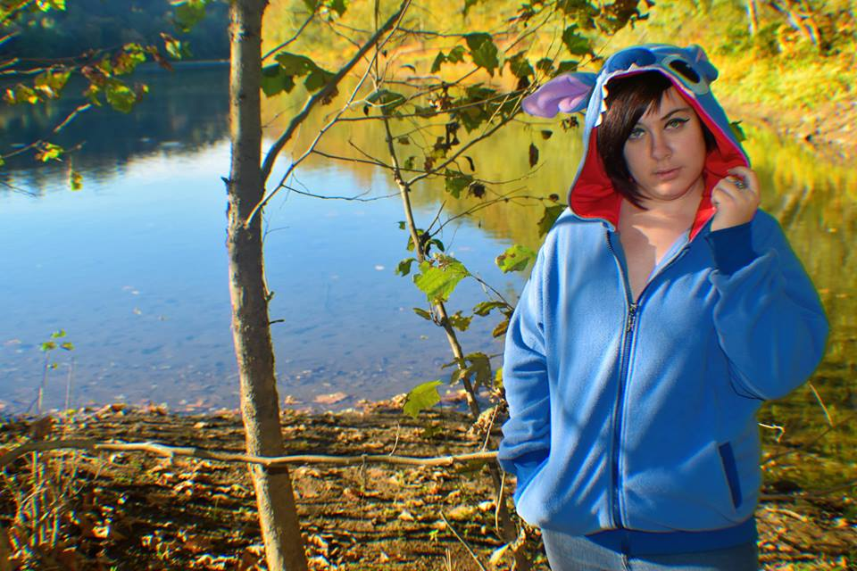 Stitch by the water by savannahsuicide22