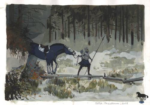 Folktaleweek day2: Magic