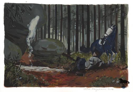 Folktaleweek day 4: ghost
