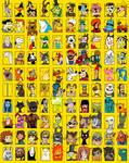 Brad's 1000 Character Meme - 3/10 - Classics