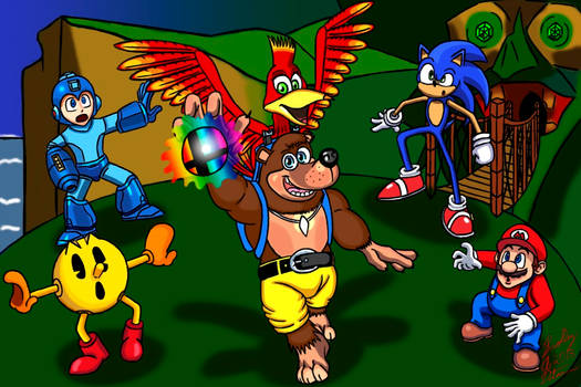 Banjo and Kazooie are Raring to Go!