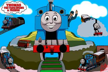 He's a Really Useful Engine