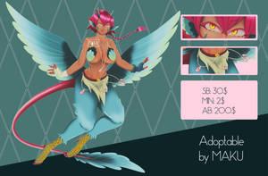 Hibrid Harpy :OPEN: by MakuCraft